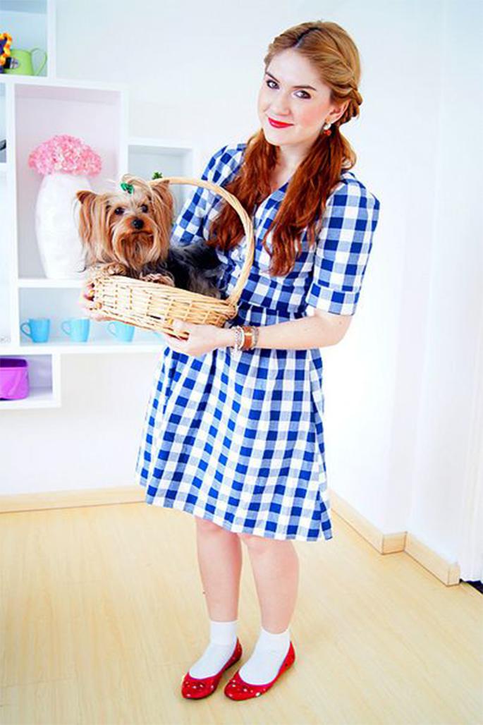 HALLOWEEN COSTUME IDEAS THAT WON'T BREAK THE BANK - Wizard of Oz