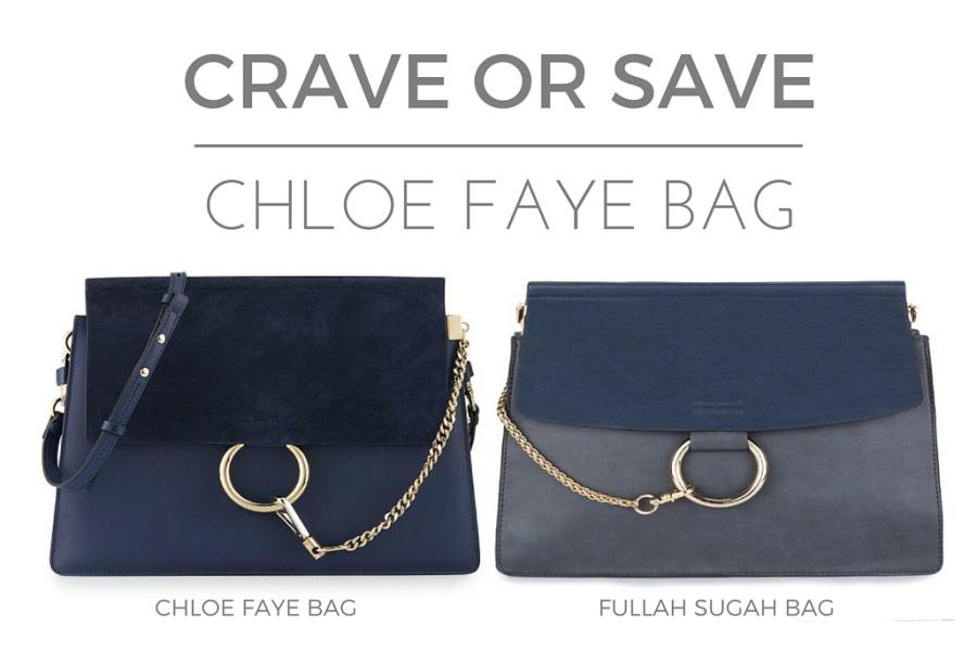 CRAVE OR SAVE: CHLOE FAYE BAG