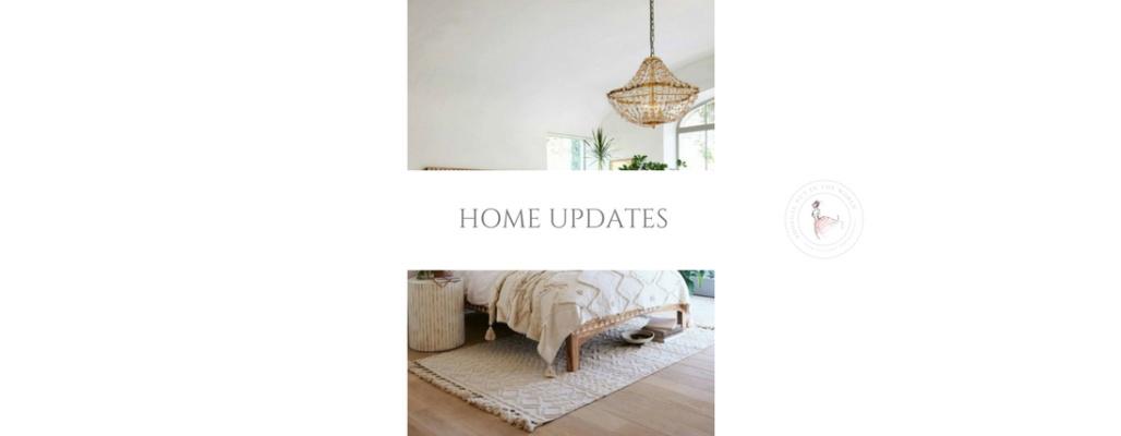 HOME UPDATES