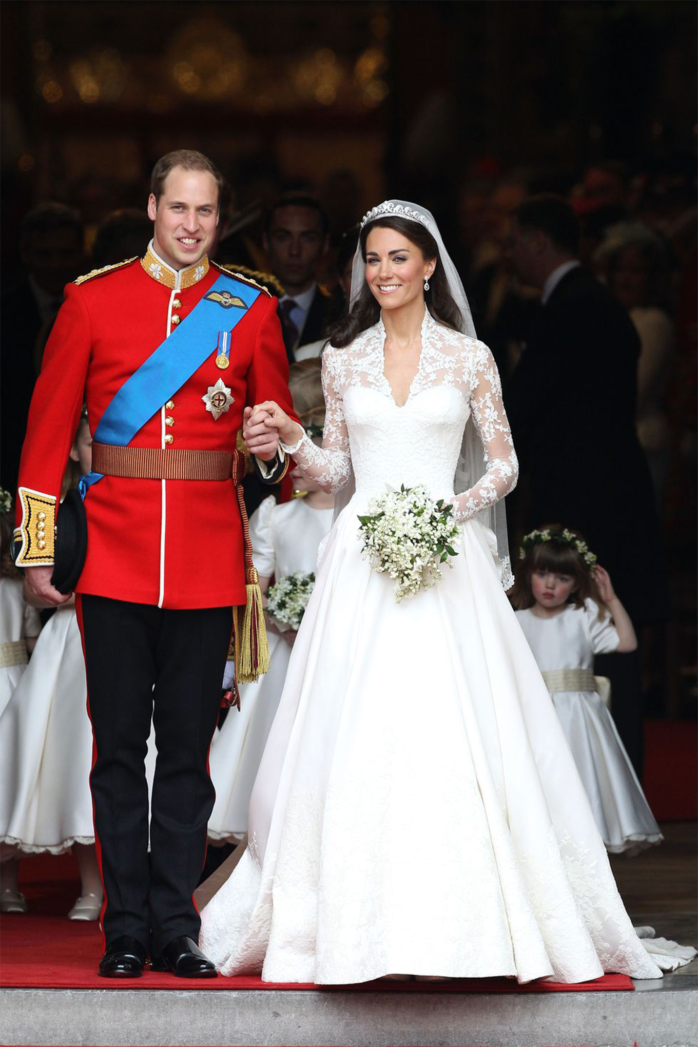 Royal Brides Their Wedding Dresses Shoegal Out In The World
