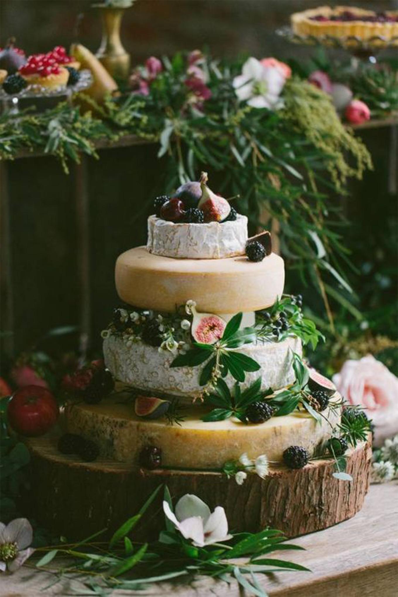 Wedding Desserts Cheese Cake