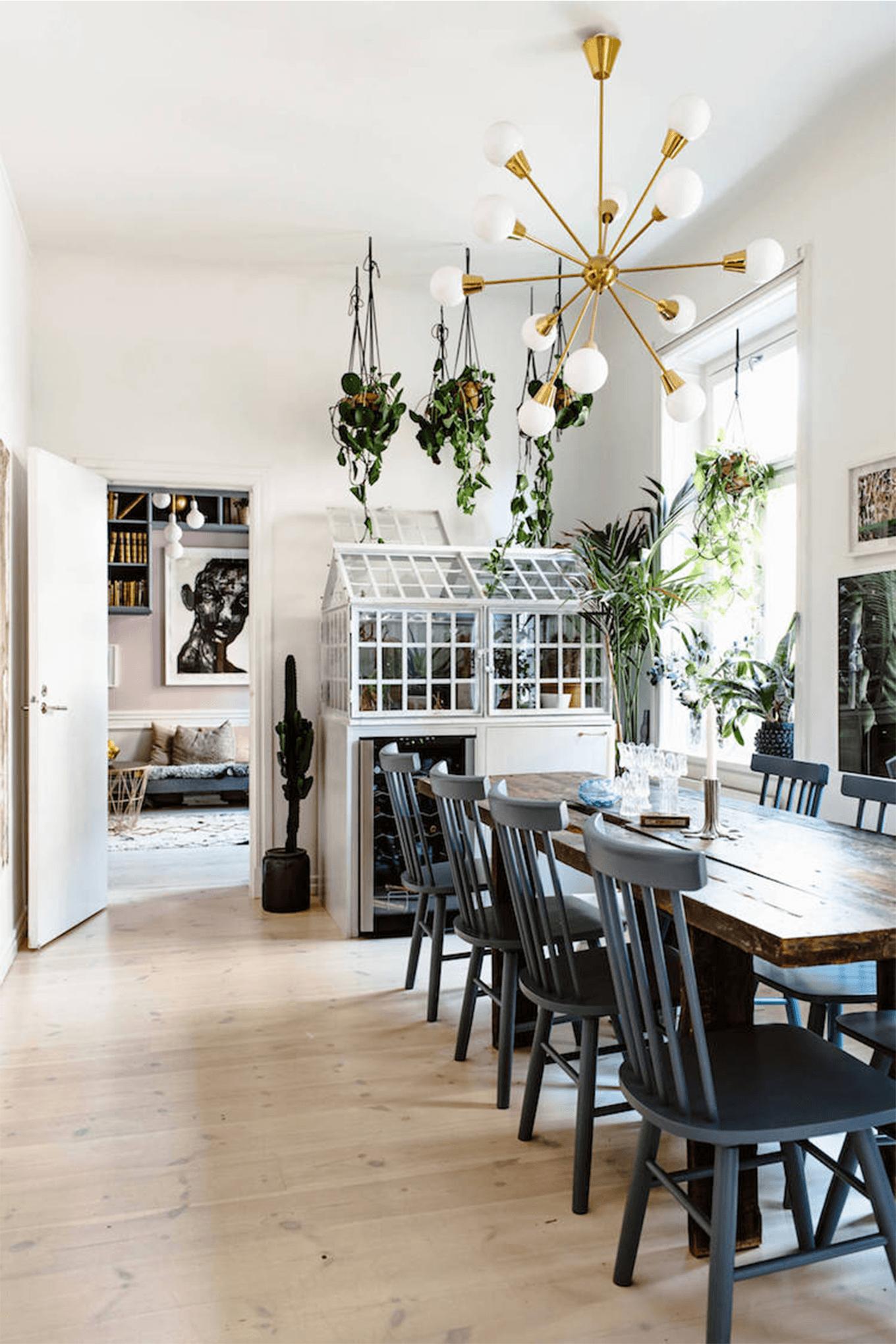 A Beautiful Scandinavian Apartment