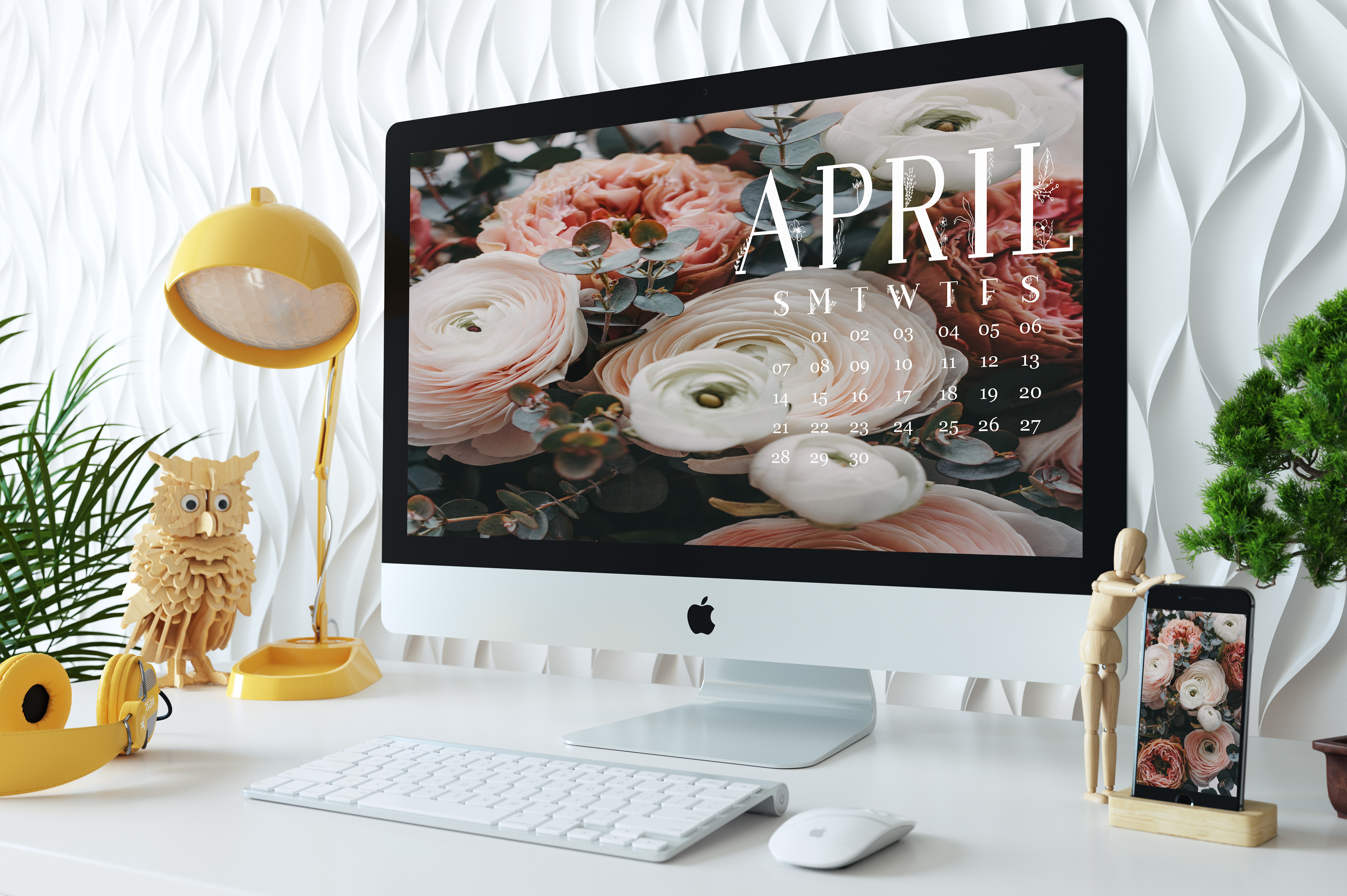 Free Downloadable Desktop Wallpapers March 2019